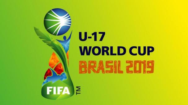 Logo Copa Mundial Sub-17 de la FIFA Brasil 2019
