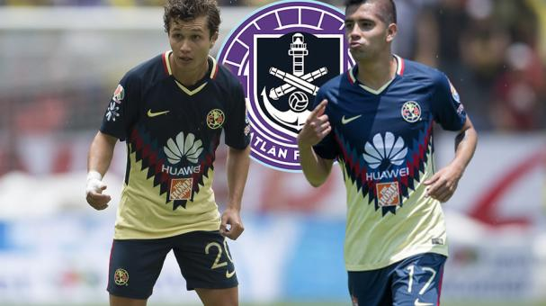 Mazatlán ficha a Manu Pérez y Ricardo Marín, exjugadores de América