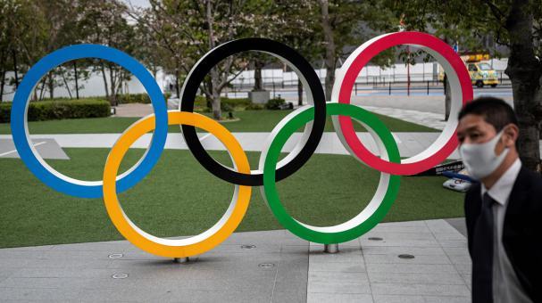 No habrá fans extranjeros en los Juegos Olímpicos (AFP)