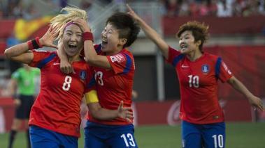 Selección Corea del Sur Femenina