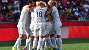 Selección Inglaterra Femenina foto: Getty images