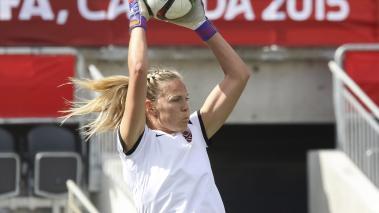 Inglaterra venció 2-1 al combinado de Noruega para clasificarse a los Cuartos de Final de la Copa Mundial Femenina de la FIFA. Foto: GettyImages
