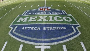El primer partido en México de la NFL fue en el Estadio Azteca