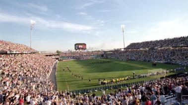 En menos de 24 horas se vendieron todos los boletos que ofertó el MAPFRE Stadium. Foto: Getty Images