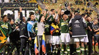La Final de MLS registra fuerte caída en los ratings de TV. Foto: Getty Images