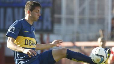 El Real Madrid tiene un acuerdo con Boca Juniors por Bentancur