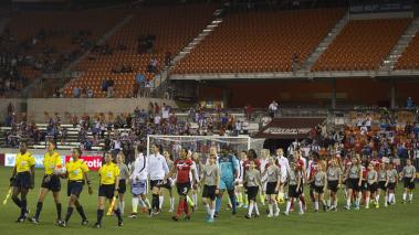 Las mejores imágenes del duelo entre estadounidenses y trinitenses en la segunda Semifinal del Preolímpico de CONCACAF rumbo a los Juegos Olímpicos Río 2016. Foto: Mexsport