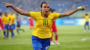 La delantera brasileña jugará por los próximo dos años en la liga NWSL de Estados Unidos.