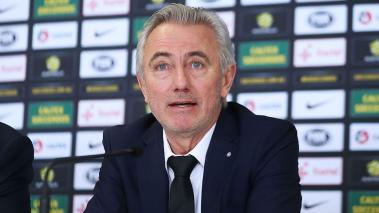 Bert van Marwijk, nuevo técnico de la selección australiana.