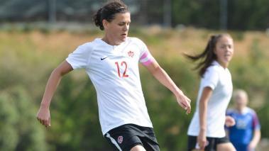 Selección Canadá Femenina. Getty Images