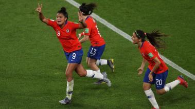 Chile vs Tailandia