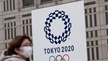 Los Juegos Olímpicos de Tokio siguen en veremos.