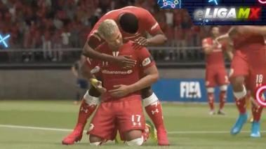 Las acciones del partido. (FIFA)