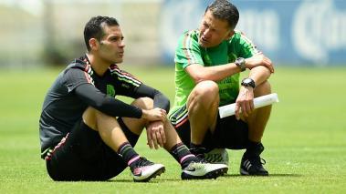 Rafa Márquez fue muy cercano a Juan Carlos Osorio. FOTO: Imago7.
