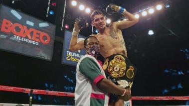 Antonio Moran, Campeon Boxeo Telemundo