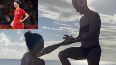 Las atletas desean formalizar aún más su relación.
