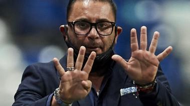 A pesar del covid-19, Mohamed destacó la hazaña del triplete. (Foto: Mexsport)