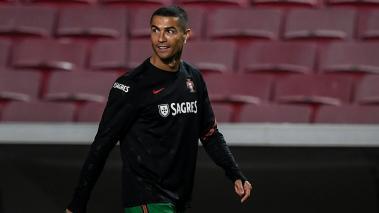 Cristiano Ronaldo termina contrato en 2022 con la Juventus. (FOTO: AFP)