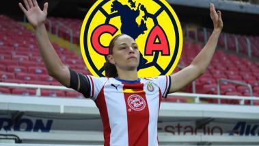 Janelly Farías pasará de jugar para Chivas a ponerse la playera de las Águilas (Imago)