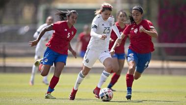 Mexico Femenil vs Costa Rica Femenil. imago7