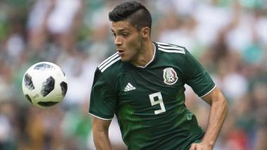 Raul Jimenez, de Mexico. Mexsport