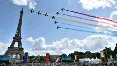París le da la bienvenida a los JJOO de 2024