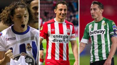 Guardado y su marca histórica en el fútbol de Europa