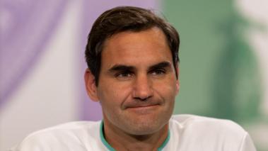 Roger Federer Getty