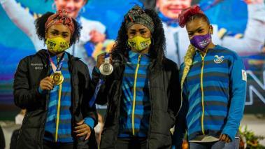 Las preguntas machistas a medallistas ecuatorianas