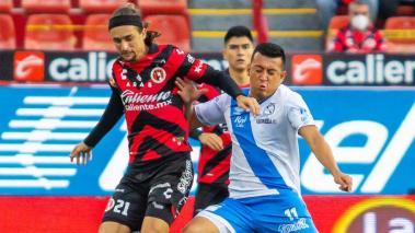 Xolos vs Puebla