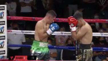 Boxeo Telemundo Alacran vs Kaiser