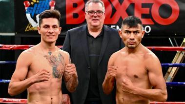 Contreras y Juárez protagonizarán la velada de Boxeo Telemundo. Foto: Damon González