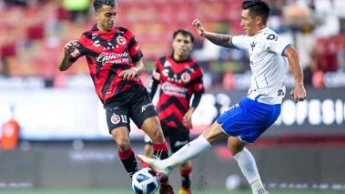Xolos y Rayados dividieron puntos tras empatar 2-2 en el Estadio Caliente (Imago7)