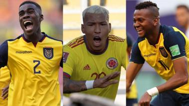 Liga MX en CONMEBOL