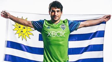 Uruguayo Nicolás Lodeiro ficha con los Seattle Sounders de la MLS de EEUU