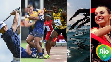 ¿Cuál es tu deporte olímpico favorito en Rio 2016? (RANKING)