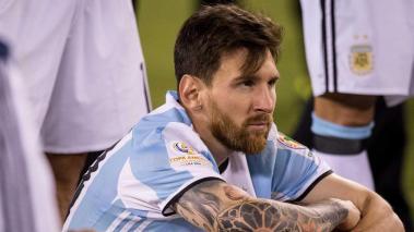 Edgardo Bauza intentará convencer a Messi que regrese a la selección. Foto: Getty Images
