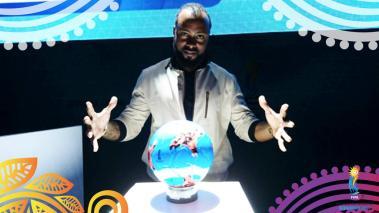 Canción Oficial de la Copa Mundial de Beach Soccer de la FIFA Bahamas 2017