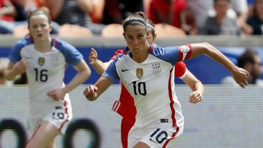 Selección Estados Unidos Femenina vuelve a liderar la clasificación FIFA