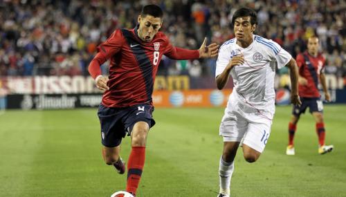 Estados Unidos y Paraguay pelean por un boleto a Cuartos de Final de Copa América
