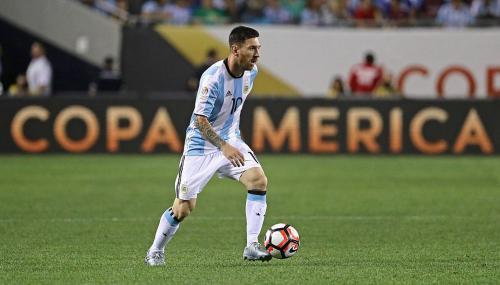 Argentina, ya clasificada, buscará ante Bolivia un nuevo récord para Messi
