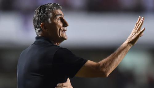 Bauza, el elegido para dirigir a la Selección Argentina.