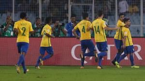Brasil celebra el triunfo.