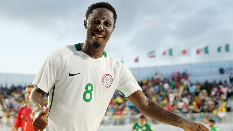 <b>Mejor ataque:</b> La selección que más se volcó al ataque fue Nigeria, tienen un total de 161 intentos. Marcaron 15 goles, les bloquearon 52 remates, les atajaron 23 y dispararon 71 veces sin dirección a portería. <p>Foto: Getty</p>