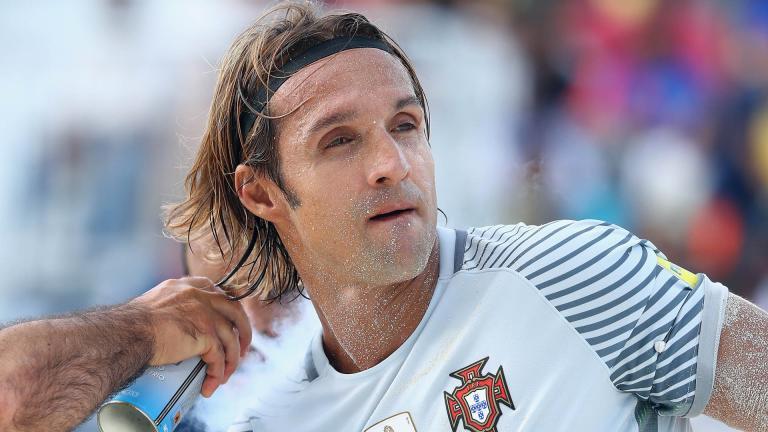 <b>Mejores atajadas:</b> El portugués Andrade registró 37 atajadas y tan sólo seis goles en contra. <p>Foto: Getty</p>