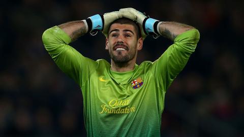 El emotivo mensaje de despedida del Barça a Víctor Valdés