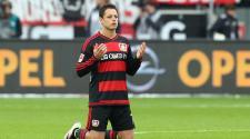 Javier Hernández fue recordado por Simon Rolfes, director deportivo del Leverkusen. Foto: Mexsport