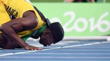 El velocista Usain Bolt se despidió de la pista en Río 2016. (EFE)