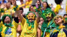 No te pierdas las imágenes más curiosas y espontáneas de los aficionados que engalanan las tribunas en Río 2016.